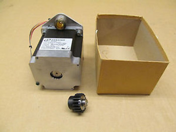 1 NEW DANAHER CTP32NLF73KAA00 7.3 AMP 3.0 VDC MOTOR WITH GEAR