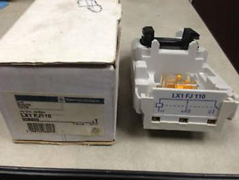 LX1FJ110 Telemecanique 110-120V Coil New