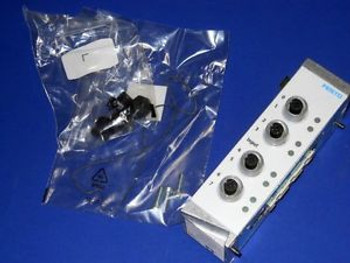 FESTO VIGE-03-FB-8-5POL MODULAR ELECTRICAL PERIPERALS FOR TYPE 03/04 NEW IN BA