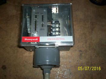 NEW Honeywell Pressuretrol CONTROL 0-15 PSI  0-100 KPA A-F