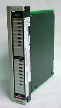 GOULD MODICON INPUT MODULE AS-B805-016