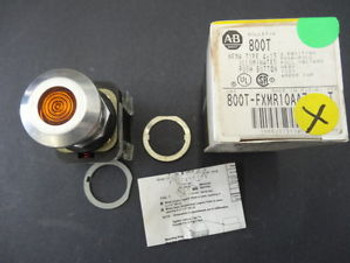 Allen Bradley Illuminated Push Button 800T-FXMR10AA7