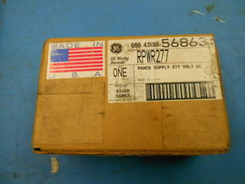 GE RPWR277 Lighting Automation Panel Power Supply
