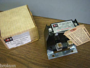 CUTLER HAMMER AC CURRENT TRANSFORMER D60LT1 ~New~
