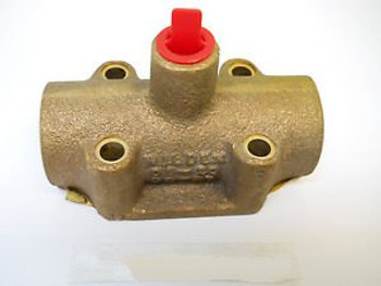 WILDEN T1 BRASS AIR SHIFT VALVE  NEW CONDITION / NO BOX