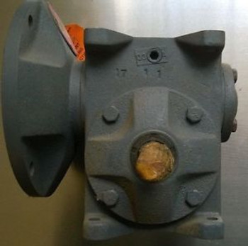 Grant Gear STF-175-25-A-A 56C, 25:1 Ratio, .55 HP Worm Gear Speed Reducer