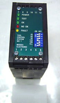 (4106) MIDDEX ELECTRONIC TOOL CONTROL D-7201 TYPE WK1