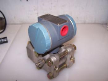 NEW FOXBORO ELECTRONIC TRANSMITTER MODEL 843DP-H2I2SS-M