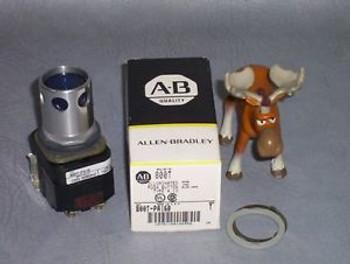 Allen Bradley 800T-PA16B Illuminated Push Button