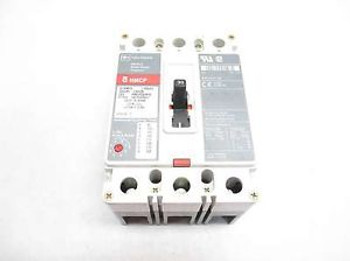 NEW CUTLER HAMMER HMCP030H1C HMCP 3P 30A AMP 600V-AC CIRCUIT BREAKER D500030