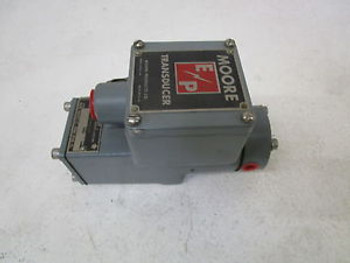MOORE 77-3 TRANSDUCER NEW OUT OF BOX