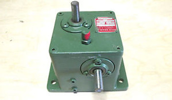 NEW .. OHIO GEAR Gear Speed Reducer Cat# VOT  Ratio 16:1 ... VZ-314