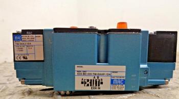 """NEW MAC VALVES 82A-AC-CPA-TM-DAAP-2DA SOLENOID VALVE 120 VAC 5.4 WATT 3//8/"""" PORTS"""