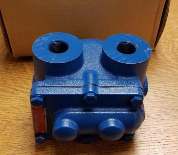"Watson Mcdaniel 3/4"" Float &Thermostatic Trap, Wft-015-13, Pmo 15 Psi"