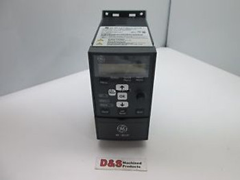 GE AF-60 LP 6KLP21F50X9A1 Micro Drive 0.5HP 0.37KW 200-240VAC 6.1A