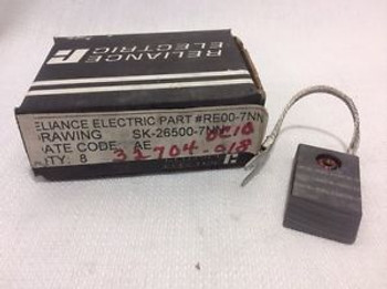 1  8 RELIANCE ELECTRIC SK26500-7NN BRUSH SK-2600-7NN, RE00-7NN