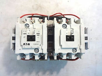 NEW EATON CN55DN3 110/120V COIL CONTACTOR