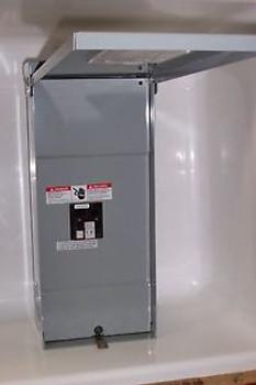 60 AMP GFCI GFI Spa Hot Tub Disconnect with outdoor box 60A Subpanel Ug Rmw Hot Tub Wiring Diagram on