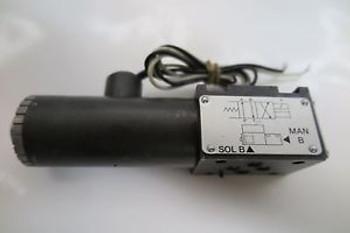 vickers/eaton hydraulic directional valve 429224/2AH31S35