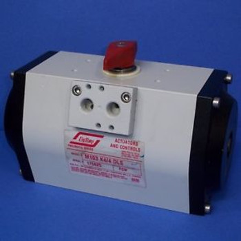 UNITORQ 150 PSI 1/4 NPT PNEUMATIC ACTUATOR, M103 K4/4 DLS NEW