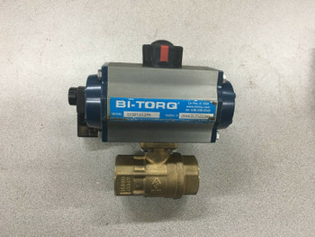 New No Box Bi-Torq Ball Valve With Actuator Ip2P1052Sr