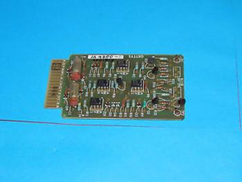 Gettys 11-0092-41 PC Control Board 11009241