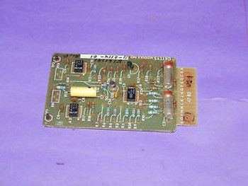 Gettys 11-0114-01 Rev F PC Control Board 11011401
