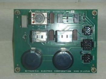 Mitsubishi Mazak BY172B117G51 Circuit Board APRA-02-DWC _ APRA02DWC