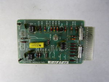 Gettys 11-0089-00 Circuit Board  NOP