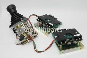 NEW Genie Dual Axis Controller w/ Boards  Genie #: 40613