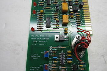 NEW AUTOMATED PACKAGING 58170T1 CONTROL BOARD