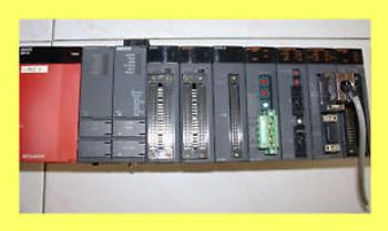MITSUBISHI Q Q172CPU Q172-CPU Q06HCPU QJ71DN91 Q172LX QJ71LP21-25 QD75D4 PLC