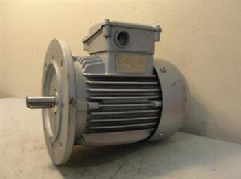 25709 New-No Box, Emod SM80L/6BN AC Motor .88Hp 220/440V 1100rpm 3-Phase