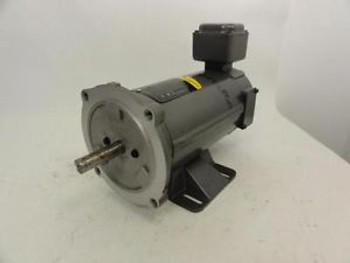 152635 New-No Box, Baldor CDP3316 DC Motor, .33HP, 180 V, 1750 RPM, 1.6A