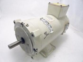 135085 Old-Stock, Leeson 108227 DC Motor 1/2Hp 180Vdc 1750rpm
