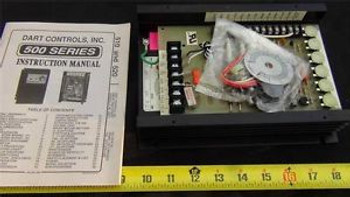 Dart Controls 510-100C 9.0 Amp Motor Drive  - NEW and Never Installed