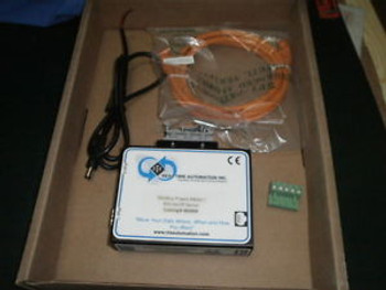 RTA Modbus TCP Client/ BACnet / IP Server, Catalog#460MX, DC 8-28V,New, No CD