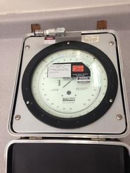 Wallace & Tiernan Pressure Gauge 61A-1B-0050X