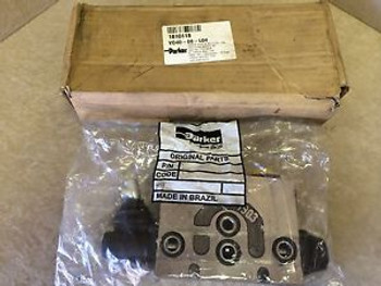 New Parker Open Center Directional Control Valve V040-08-L04