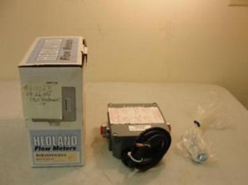 10235 New In Box, Hedland H637X-025-F1 Flow Meter