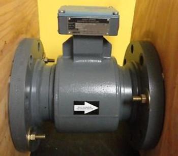 Foxboro 9300A Series Magnetic Flowtube 9304-SIBA-TSJ-GN 9304-SIBA-TSJ-6N