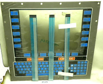 8570 ITW Balance CB1-2000 Front Panel Programmable Operator Station