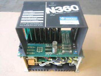 Gould/Gettys N360 Servo Drive 33 Amp 240-300 VAC