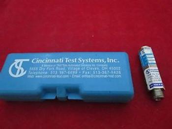Cincinnati Test Systems 420-3.0sccm-5.0psi-21 Leak Detection