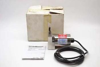NEW UNIMEASURE HX-P420-2-SS UM 4-20MA POSITION 9-35V-DC TRANSDUCER B443706