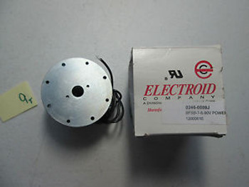 NEW IN BOX ELECTROID BFSB-7-6-90V POWER OFF BRAKE CLUTCH 254-1