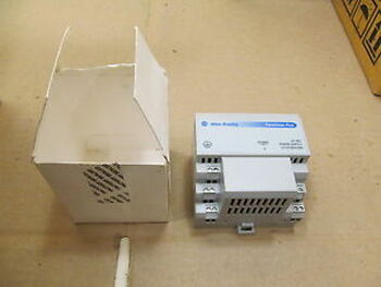 1 New ALLEN BRADLEY 2711P-RSACDIN 2711PRSACDIN POWER SUPPLY MODULE SERIES A
