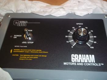 1 Graham Transmissions 176B3004 Cycletrol 2000 Drive Nnb