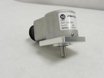 141804 New-No Box, Allen-Bradley 845T-DZ23BEH Increment Encoder, 5VDC