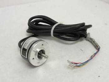 143692 Old-Stock, Scancon 2R300-3M Encoder 4.5-30VDC Range, 35mA Max 10 Long